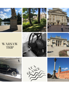 A girl in the City |Warsaw Trip